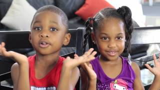 Funny Kids Interview | Black Family Vlogs