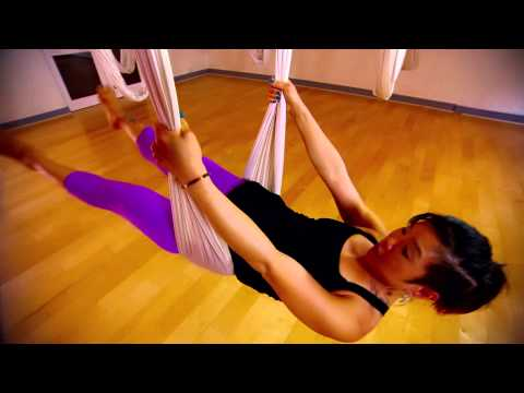 Getting Started With Anti-Gravity Yoga