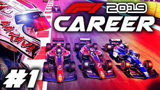 [34.13 MB] F1 2019 CAREER MODE Part 1: Our Journey to F1! Full F2 Story Mode Playthrough!