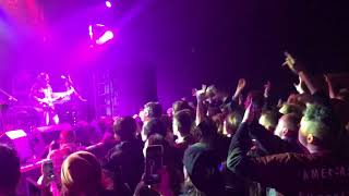 Cap'n Jazz - Oh Messy Life & In the Clear. Electric Ballroom, London. 11/8/2017, their FINAL show!