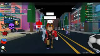 ROBLOX Assassin iiOmq_ItzAlqxii Is Trying To Scam My Grim [WATCH!]