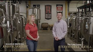 Discover The Triangle - Raleigh Brewing Co.