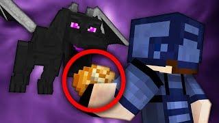 POKONAŁEM SMOKA ZIEMNIAKIEM! (Minecraft 2D - koniec)