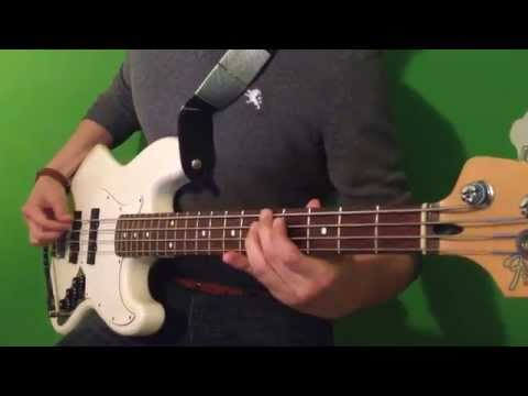 Fall Out Boy Favorite Record Bass Cover