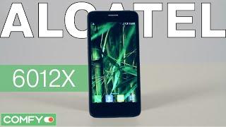 Видеодемонстрация смартфона Alcatel One Touch 6012X IDOL Mini Slate от Comfy