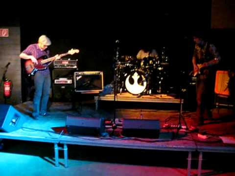 At The Red House - Manic Depression (live bei Paderborn passt in keine Schublade)