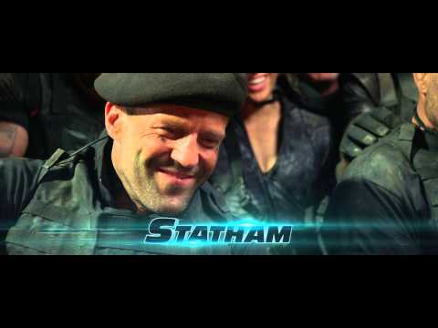 Expendables 3 - Bande-annonce Teaser VF streaming vf