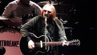 Tom Petty - Learning to Fly - Boston Garden - Boston MA July 20, 2017