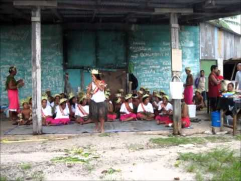 Singing and Dancing on Fanning Island