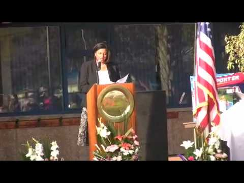 Rabat American School Graduation Speech