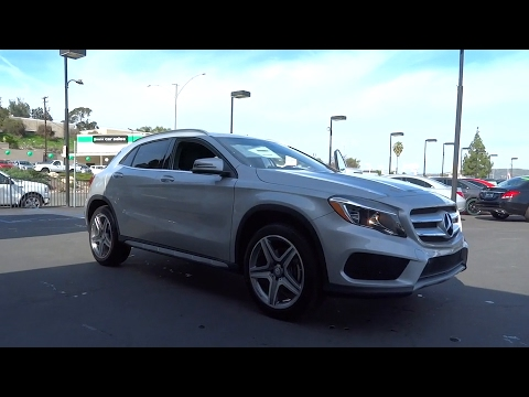 2017 mercedes benz gla el cajon ca 71248 youtube for Mercedes benz of el cajon el cajon ca