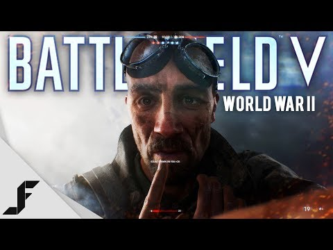 Battlefield V First Look - World War II Game