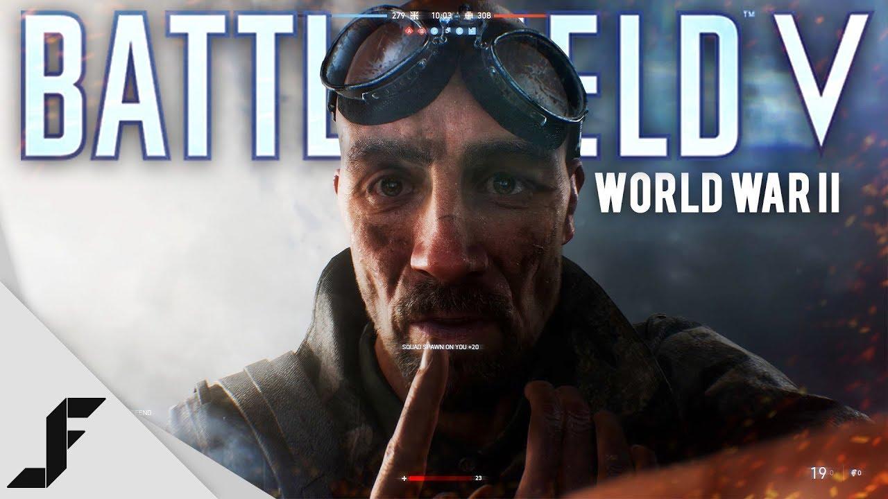 Battlefield V First Look - World War II Game