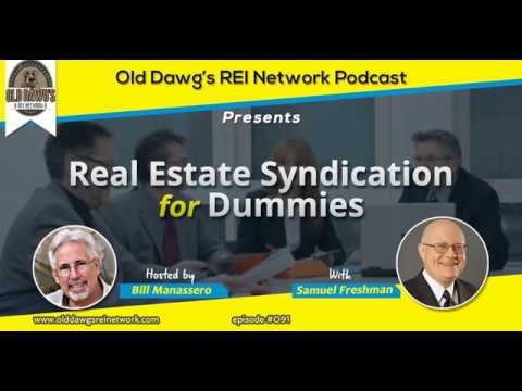 091: Real Estate Syndication for Dummies