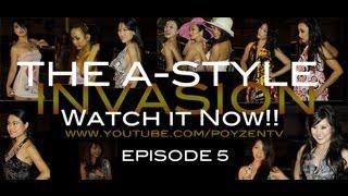 the a style season 1 ep 5 dean john fashion asian invasion fashion show