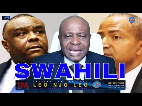 LEO NJO LEO of 01/02/19 - MEETING DE LAMUKA: MESSAGES DE BEMBA ET KATUMBI TRES ATTENDU