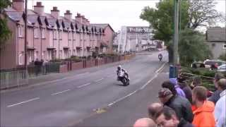 2014 isle of man tt races wednesday evening practice 28th may 2014
