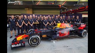 F1 2019 # Lotte Interne... # Stagione 1 Red Bull # ABU DHABI # 20
