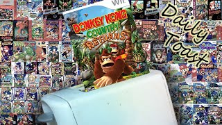 Donkey Kong Country Returns - Daily Toast (Oct 29th)