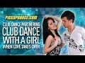 Club Dance Lesson - How To Grind And Do Partnering Moves