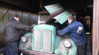 Raska Drängar räddar en Scania L51 Drabant undan skrotdöden.
