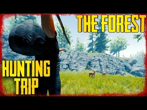 GUIDE TO HUNTING ANIMALS S5 EP03   The Forest