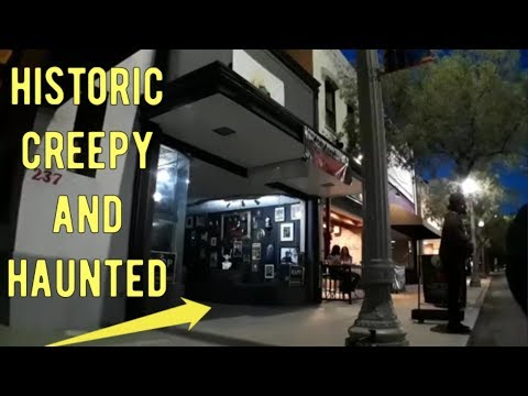 Upland California A Haunted City