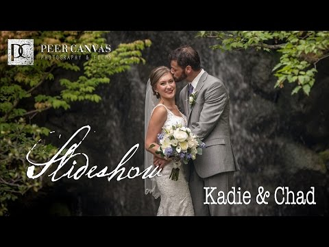 Anderson Gardens Starline Wedding Slideshow | Kadie + Chad by Peer Canvas Photography and Films