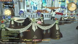 Meneil and Akashi's wedding