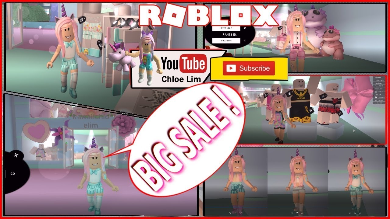 Roblox Creator Mall My Clothing Store In Creator Mall Youtube
