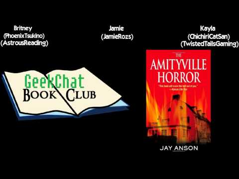 GeekChat Book Club Episode #014 - The Amityville Horror