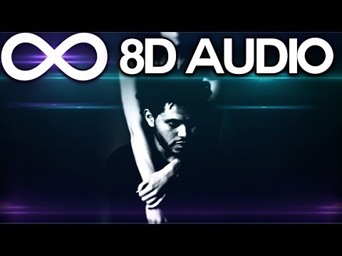The Weeknd - The Zone (feat. Drake) 🔊8D AUDIO🔊