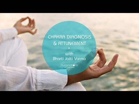 Chakra Diagnosis & Attunement with Bharti Jatti Varma @ Illuminations, Dubai