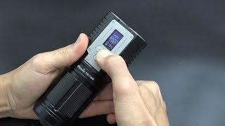 Самый Мощный фонарь в мире  FENIX TK72R или хватит налобника ?