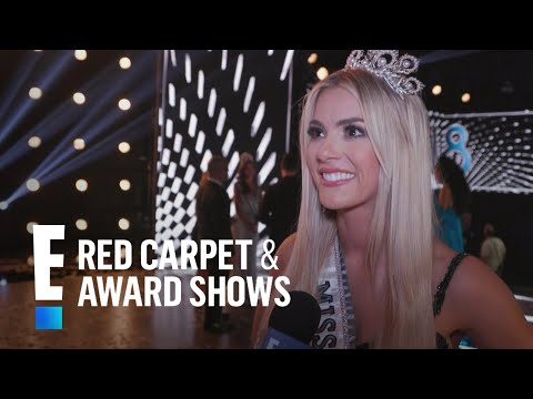 Sarah Rose Summers Talks Winning Miss USA 2018 | E! Live from the Red Carpet