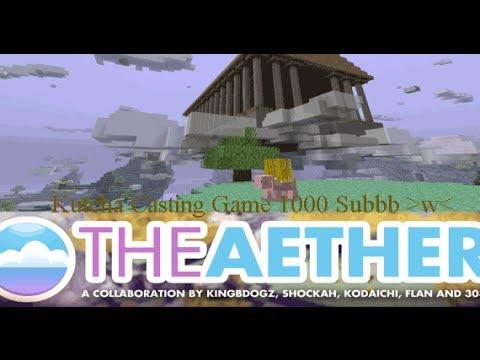 Minecraft Mod Ether Part 1 ดินแดนสวรรค์ฉลอง 1000 Sub