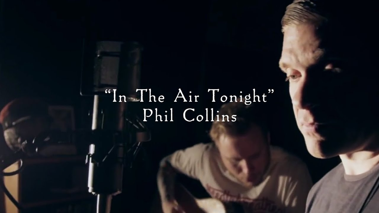 In the air tonight acoustic cover