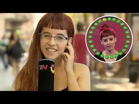 Martina, la ganadora de mas de un millón en