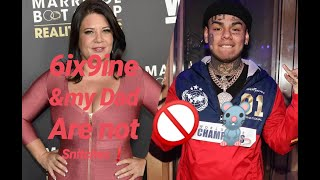 "Karen Gravano Sammy The Bulls daughter ""6ix9ine"" isn't a snitch ❗"
