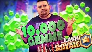 Clash Royale: 10.000 Gemme di Bauli Magici...