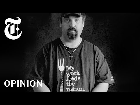 Tyson Foods Workers Are Risking Their Lives to Feed America | NYT Opinion