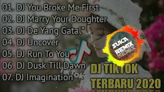 DJ TERBARU 2021 - DJ TIKTOK TERBARU 2021 - DJ VIRAL TERBARU 2021 - DJ YOU BROKE ME FIRST
