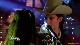 Soy Luna 2 | Matteo and Luna sing Vives En Mí (ep.10) (Eng. subs)
