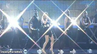 Jeanette Biedermann - Undress To The Beat - Live