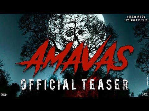 Amavas | Official Teaser | Sachiin Joshi | Nargis Fakhri | 11th January, 2019