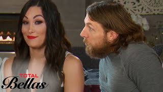 Brie Breaks the News to Bryan About Nikki Bella   Total Bellas   E!
