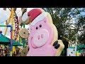 Toy Story Land Christmas - INSIDE Walt Disney World