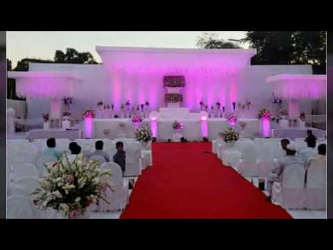 Indian wedding decorations theme idea in Ahmadabad Gujarat