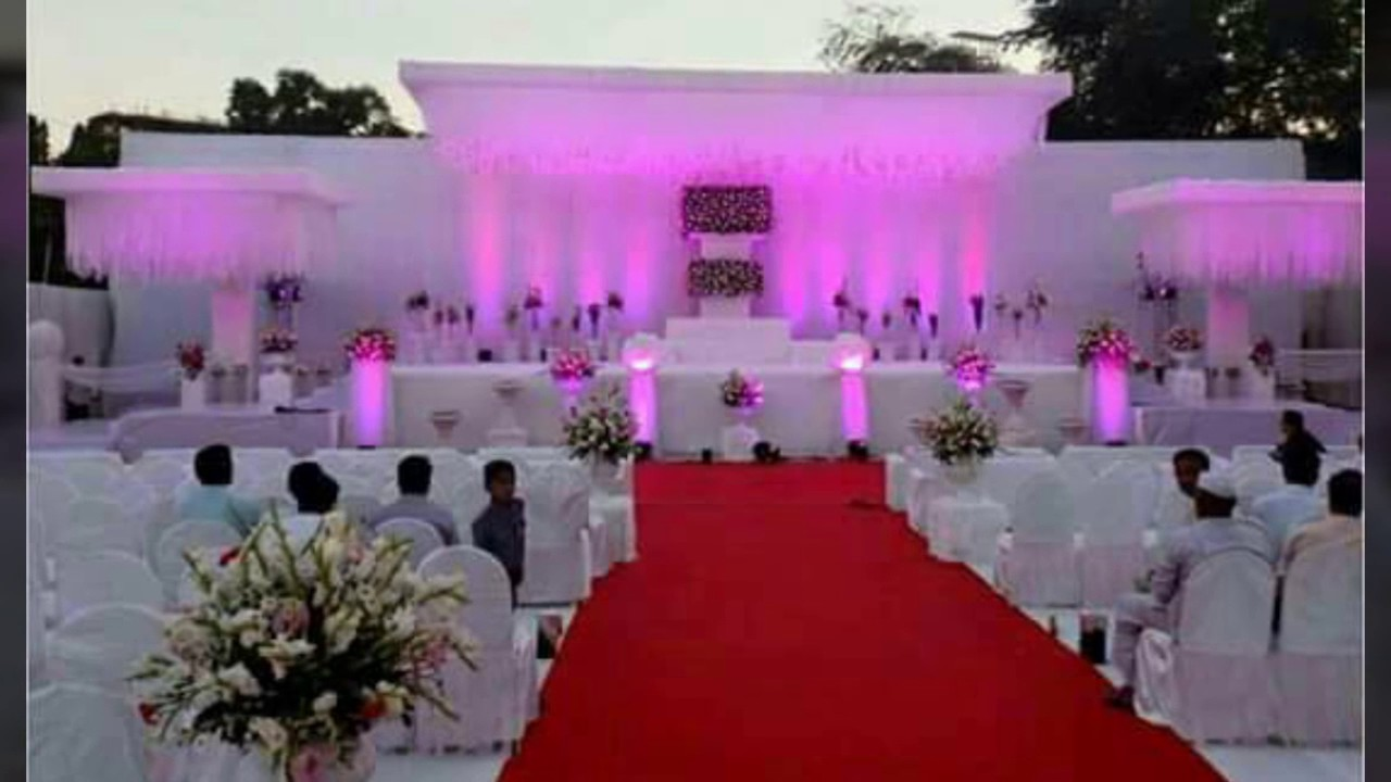 Indian wedding decorations theme idea in ahmadabad gujarat youtube indian wedding decorations theme idea in ahmadabad gujarat junglespirit Images