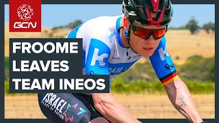 The End Of An Era: Froome Leaves Team Ineos   GCN Racing News Show